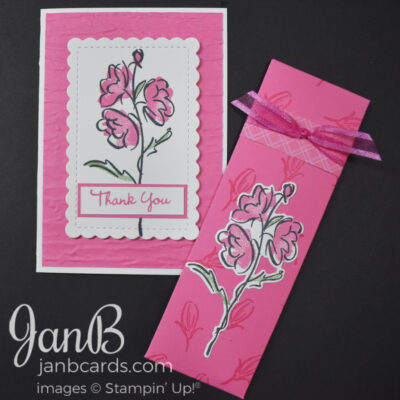 Colour & Contour Thank You Cards & Gifts
