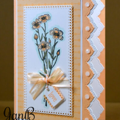Quiet Meadows Greeting Card