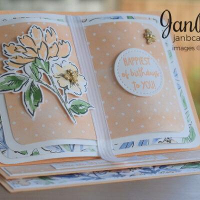 Easel Book Card & Box Video